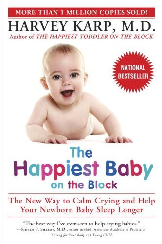 The Happiest Baby on the Block, by Harvey Karp.